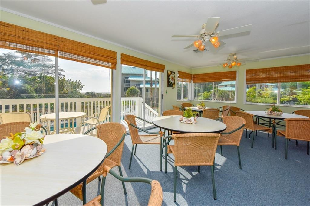 Clubhouse interior - Condo for sale at 9200 Little Gasparilla Is #201, Placida, FL 33946 - MLS Number is D5909647