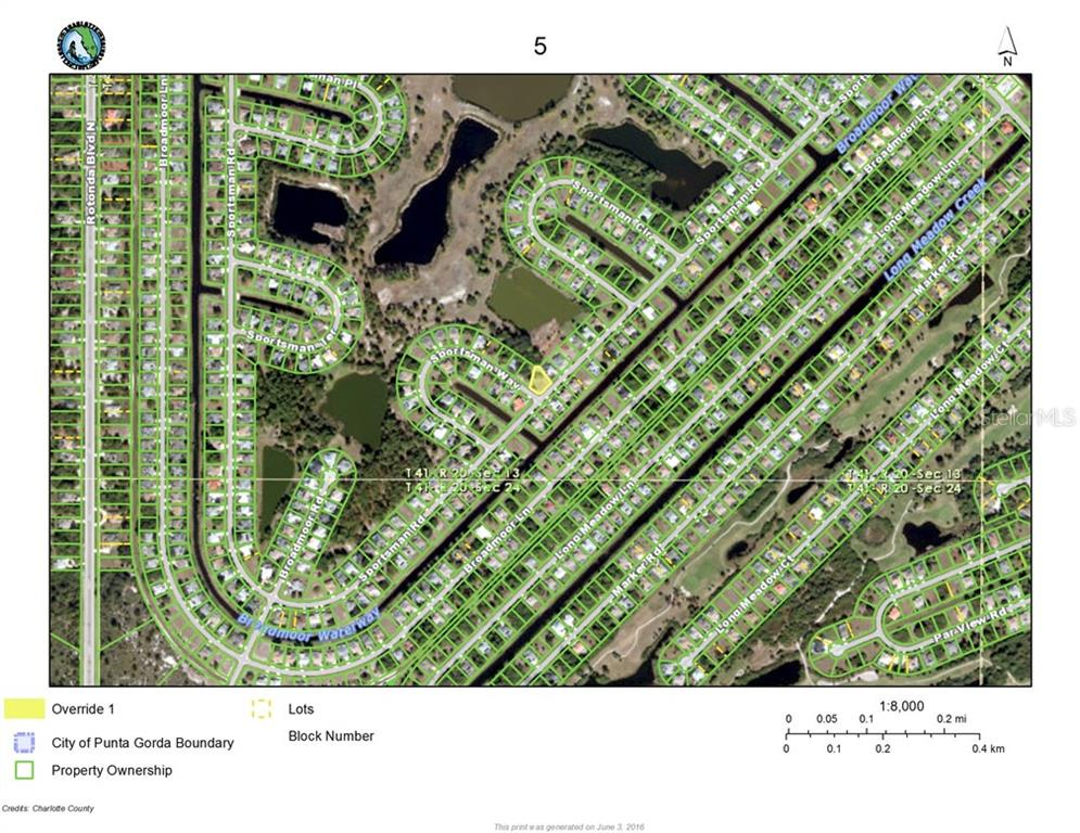 Vacant Land for sale at 2 Sportsman Way, Rotonda West, FL 33947 - MLS Number is D5912522