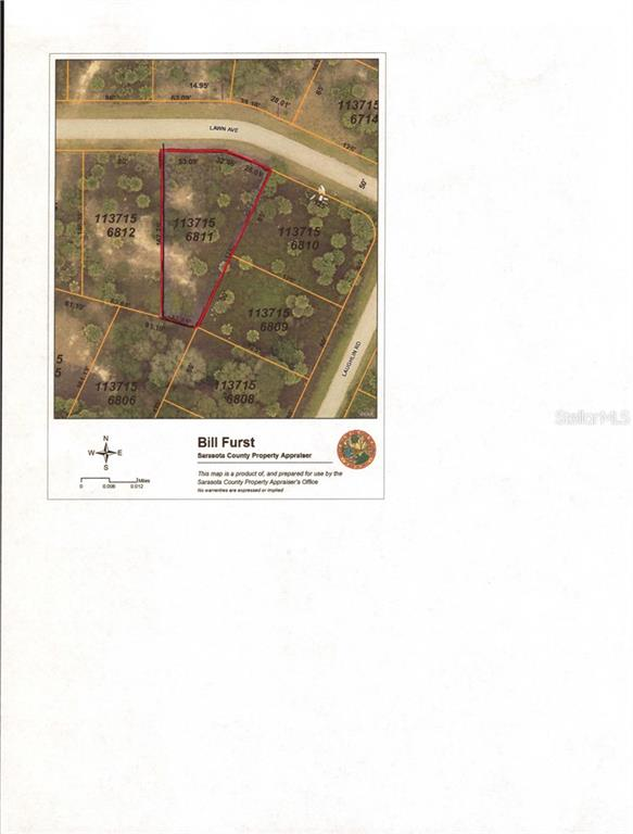Vacant Land for sale at Lawn Ave, North Port, FL 34288 - MLS Number is D5915009