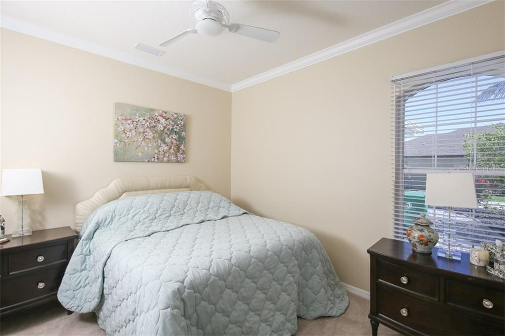 Second Bedroom - Single Family Home for sale at 15794 Viscount Cir, Port Charlotte, FL 33981 - MLS Number is D5916496