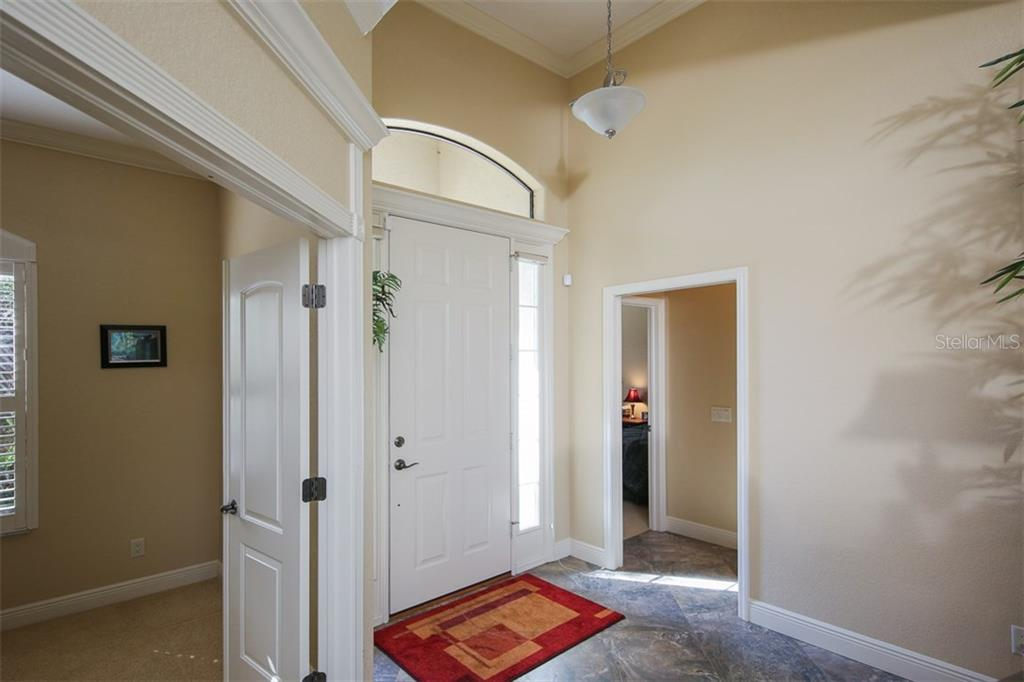 FOYER - Single Family Home for sale at 2634 Royal Palm Dr, North Port, FL 34288 - MLS Number is D5920557