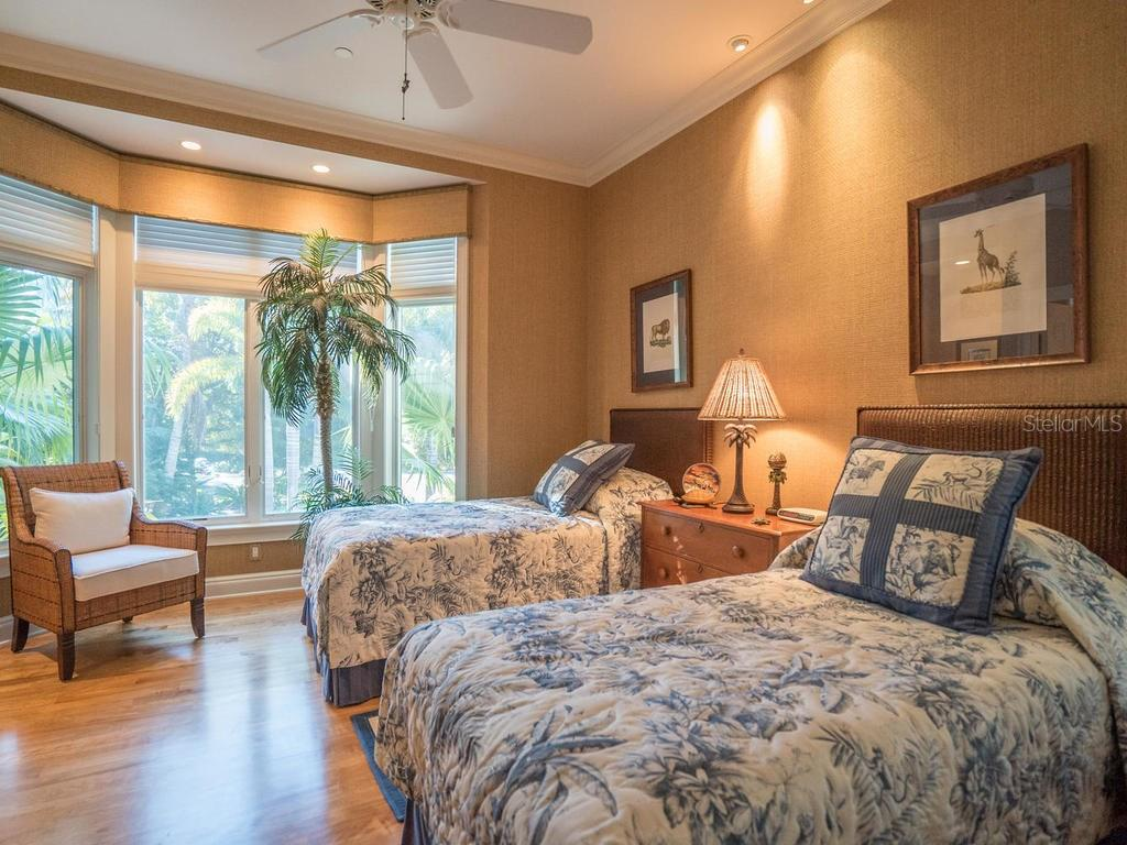 Guest Bedroom III - Single Family Home for sale at 16180 Sunset Pines Cir, Boca Grande, FL 33921 - MLS Number is D5921408