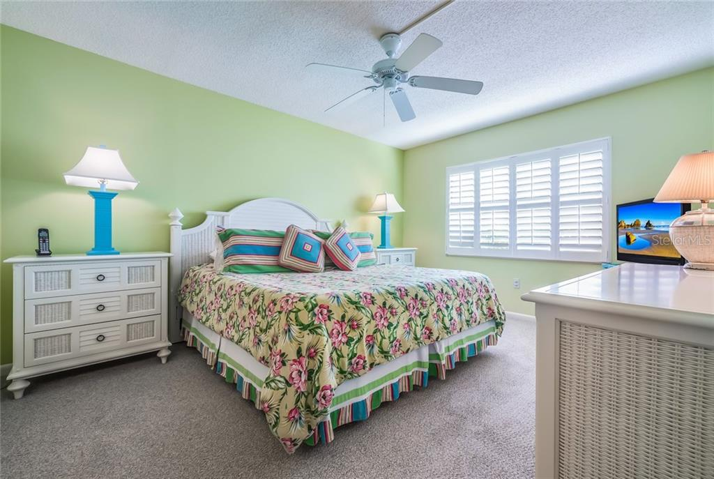 Large master bedroom - Condo for sale at 5700 Gulf Shores Dr #a-321, Boca Grande, FL 33921 - MLS Number is D5921925