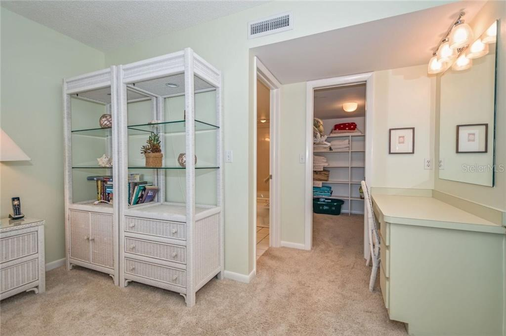 DRESSING AND WALK IN CLOSET AREA - Condo for sale at 5700 Gulf Shores Dr #a-215, Boca Grande, FL 33921 - MLS Number is D5922393