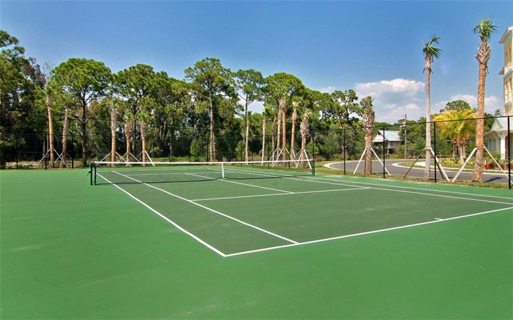 Tennis Courts - Condo for sale at 8561 Amberjack Cir #402, Englewood, FL 34224 - MLS Number is D5923600