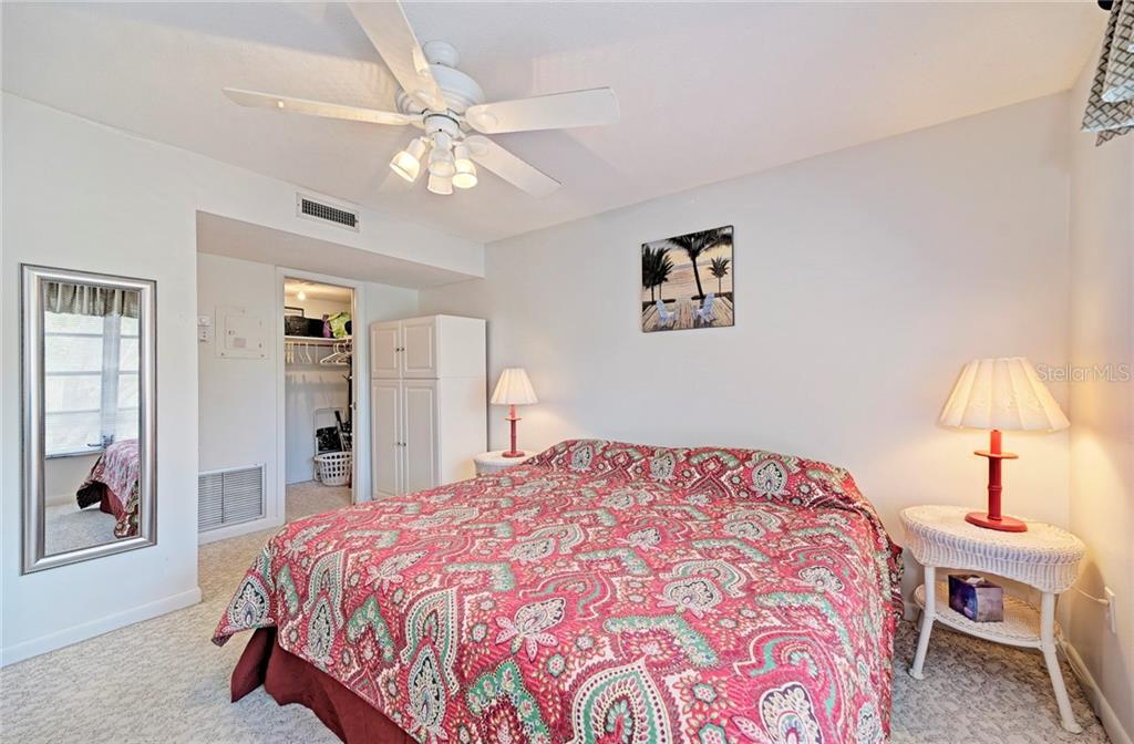 Bedroom - Condo for sale at 5055 N Beach Rd #212, Englewood, FL 34223 - MLS Number is D6100243
