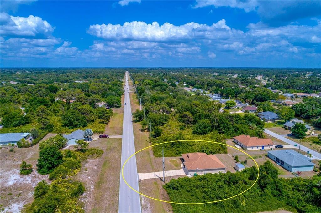 Single Family Home for sale at 11205 Gulfstream Blvd, Port Charlotte, FL 33981 - MLS Number is D6100390