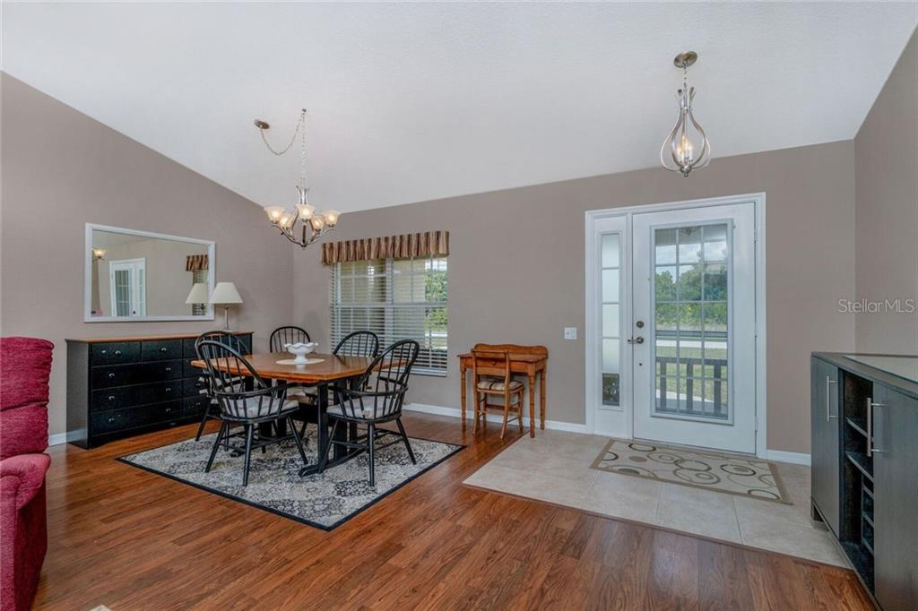 Dining Area - Single Family Home for sale at 11205 Gulfstream Blvd, Port Charlotte, FL 33981 - MLS Number is D6100390