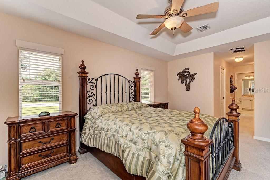 Master suite has his and her walk in closets-in the hallway to the bath. - Single Family Home for sale at 7256 Holsum St, Englewood, FL 34224 - MLS Number is D6101787