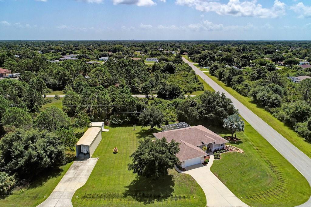Double corner lot with RV/Boat storage. - Single Family Home for sale at 7256 Holsum St, Englewood, FL 34224 - MLS Number is D6101787