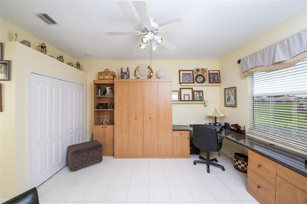 BEDROOM 2 - Single Family Home for sale at 2924 Phoenix Palm Ter, North Port, FL 34288 - MLS Number is D6101890