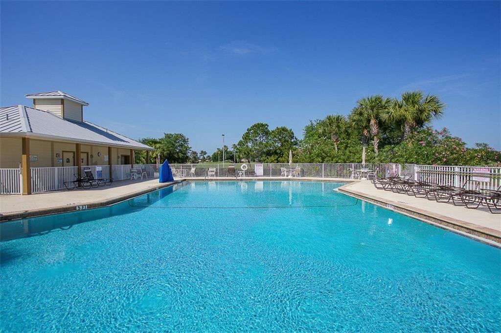 COMMUNITY POOL - Single Family Home for sale at 2924 Phoenix Palm Ter, North Port, FL 34288 - MLS Number is D6101890
