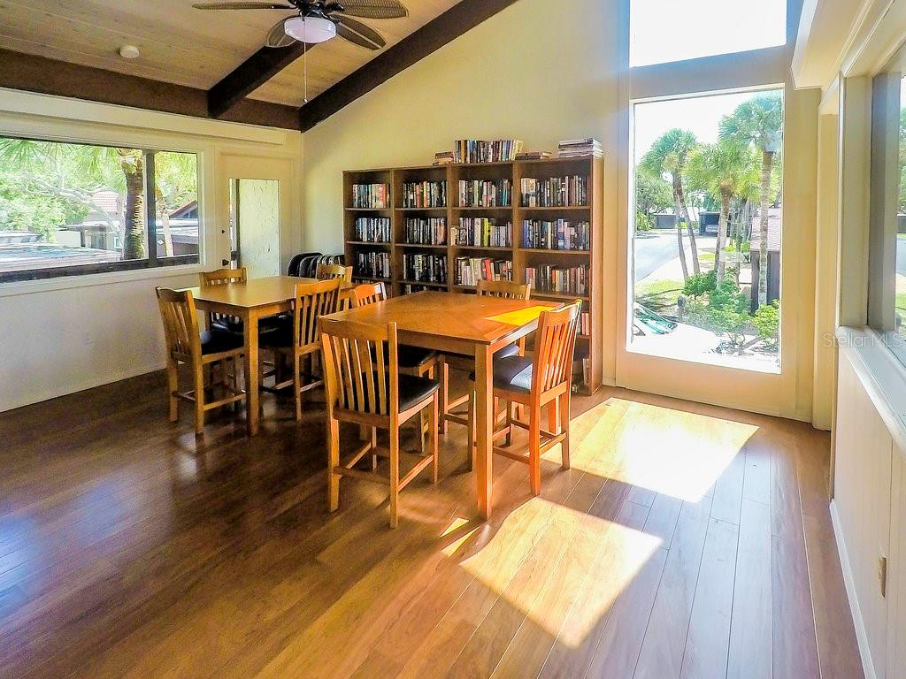 Enjoy socializing with your neighbors in your shared clubhouse! - Condo for sale at 2980 N Beach Rd #c2-4, Englewood, FL 34223 - MLS Number is D6101944