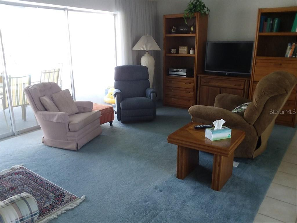Other End of Living Room - Single Family Home for sale at 7 Old Trail Rd, Englewood, FL 34223 - MLS Number is D6102912