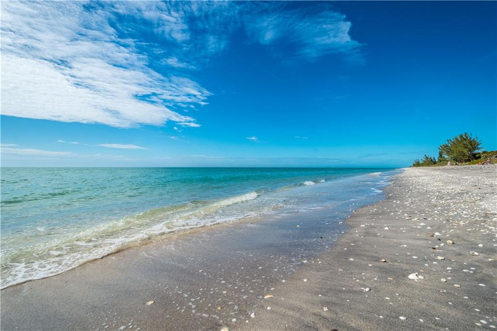 Offers lots of sunshine, blue skies and sandy beaches.  : ) - Vacant Land for sale at 6360 Manasota Key Rd #b, Englewood, FL 34223 - MLS Number is D6103470