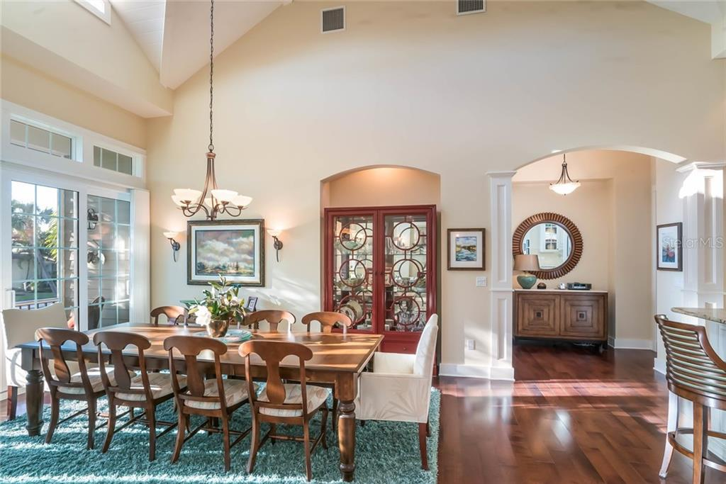 Dining room - Single Family Home for sale at 450 Tarpon Ave, Boca Grande, FL 33921 - MLS Number is D6103652