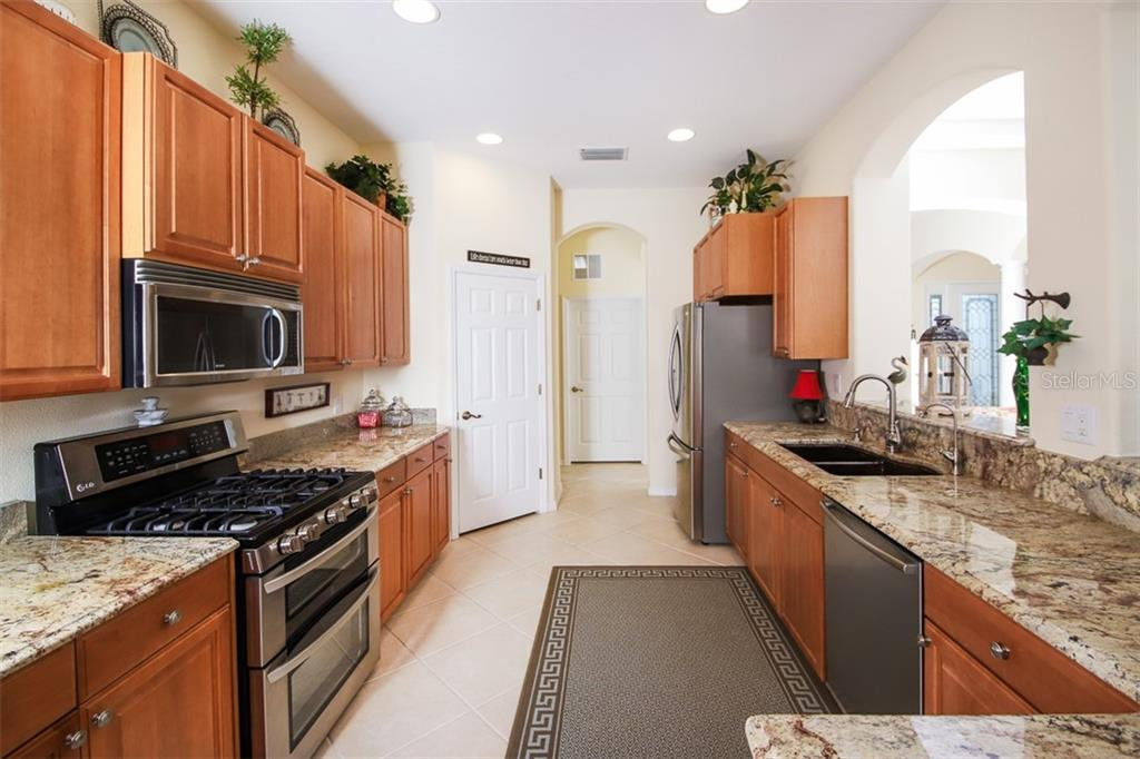 KITCHEN - Single Family Home for sale at 2373 Silver Palm Rd, North Port, FL 34288 - MLS Number is D6107376