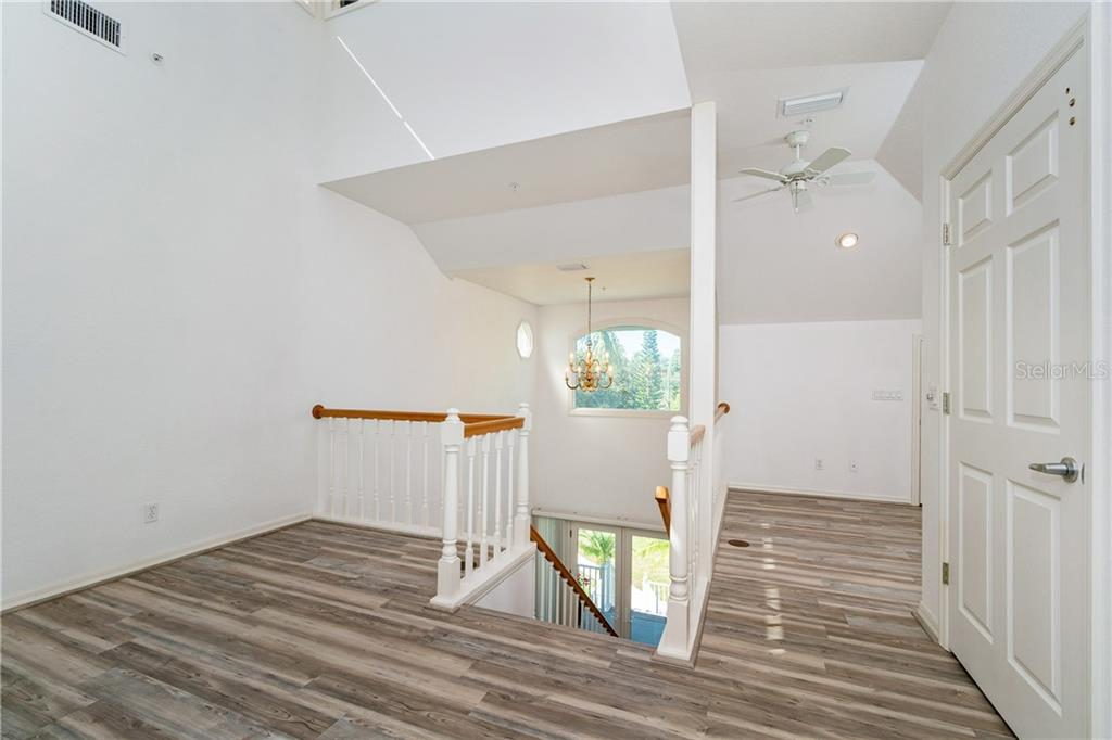 upstairs loft areas - Single Family Home for sale at 1851 New Point Comfort Rd, Englewood, FL 34223 - MLS Number is D6109283