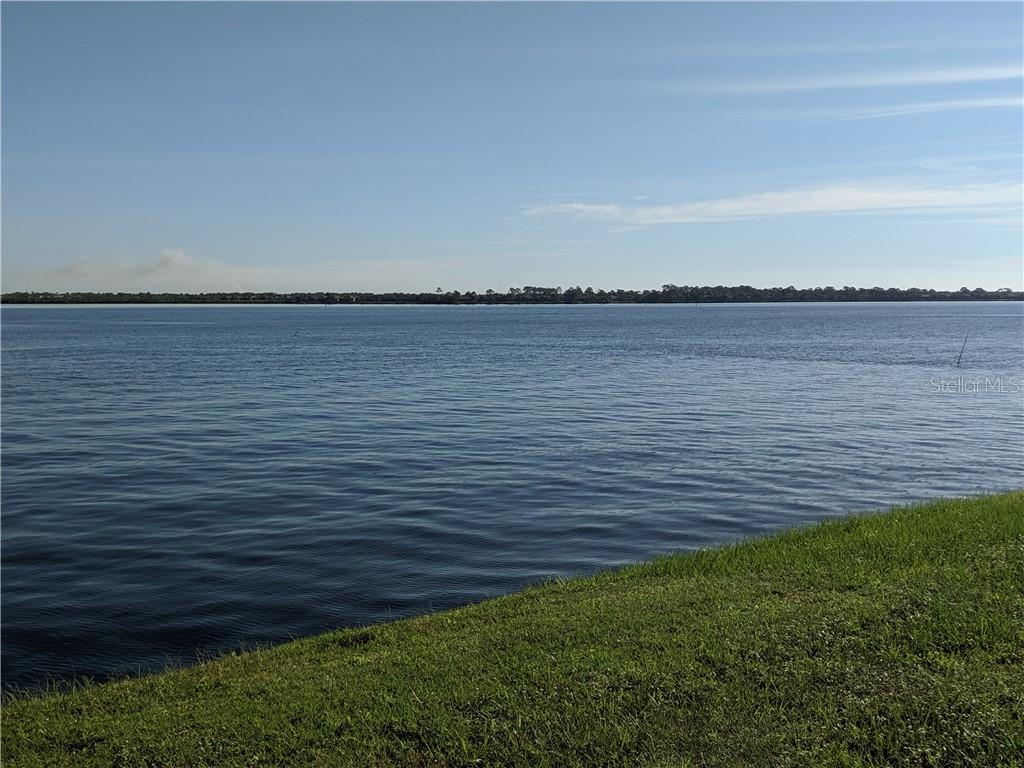 The wide Myakka River. - Vacant Land for sale at 2400 Vance Ter, Port Charlotte, FL 33981 - MLS Number is D6109360