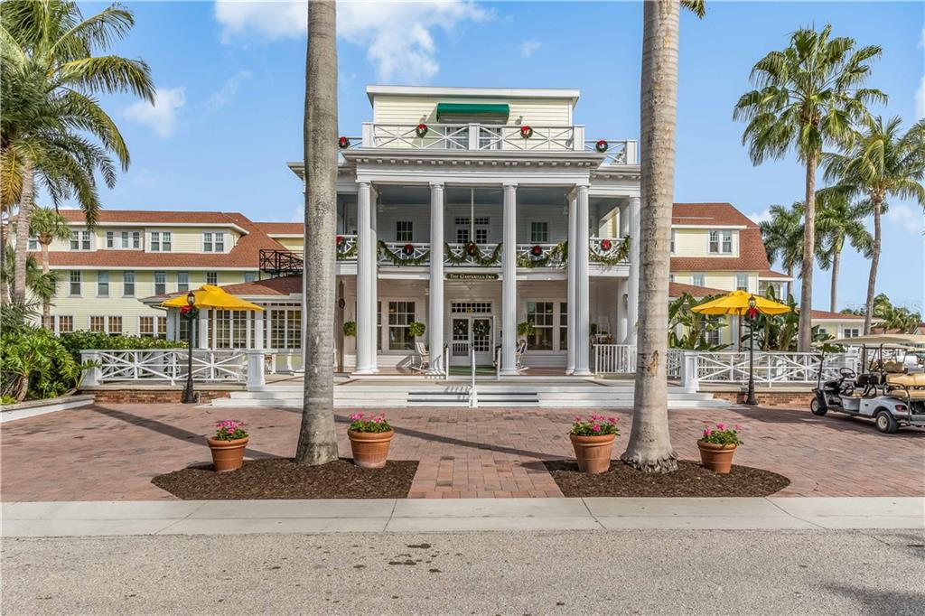 The Gasparilla Inn - Single Family Home for sale at 361 Lee Ave, Boca Grande, FL 33921 - MLS Number is D6110157