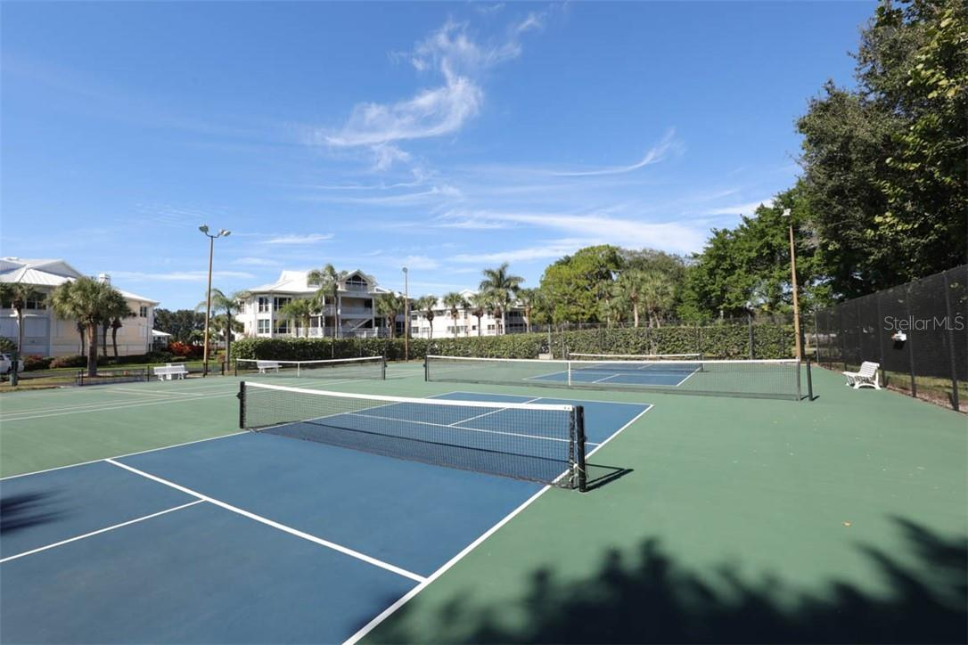 Pickle Ball courts - Condo for sale at 11000 Placida Rd #306, Placida, FL 33946 - MLS Number is D6110298
