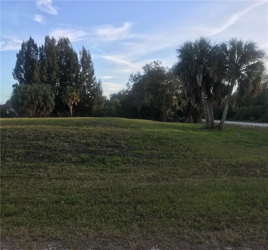 Lot Located on Corner of View and Victory - Vacant Land for sale at 26361 View Dr, Punta Gorda, FL 33983 - MLS Number is D6110988
