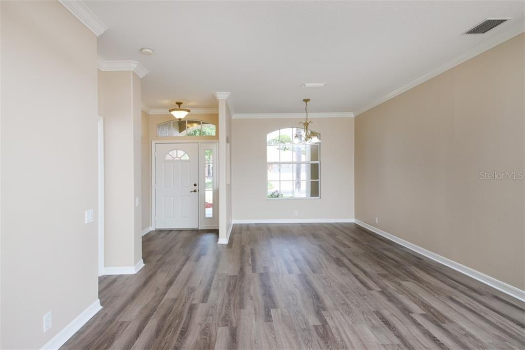 FORMAL LIVING ROOM - Single Family Home for sale at 3583 Royal Palm Dr, North Port, FL 34288 - MLS Number is D6111716