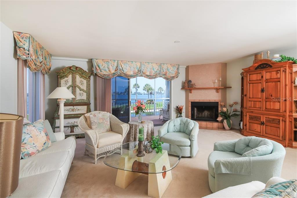 Living Room extends to lanai - Condo for sale at 11000 Placida Rd #2501, Placida, FL 33946 - MLS Number is D6112229