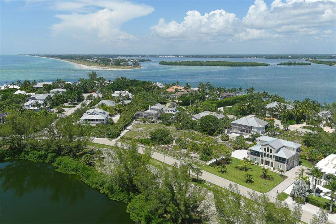 Gasparilla Lake and Gulf of Mexico View (Northwest) - Single Family Home for sale at 16070 Gulf Shores Dr, Boca Grande, FL 33921 - MLS Number is D6112557