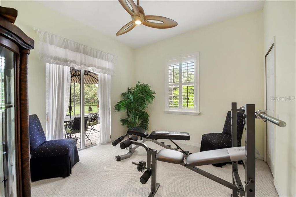 GUEST BEDROOM 2 - Single Family Home for sale at 1944 Coconut Palm Cir, North Port, FL 34288 - MLS Number is D6114523