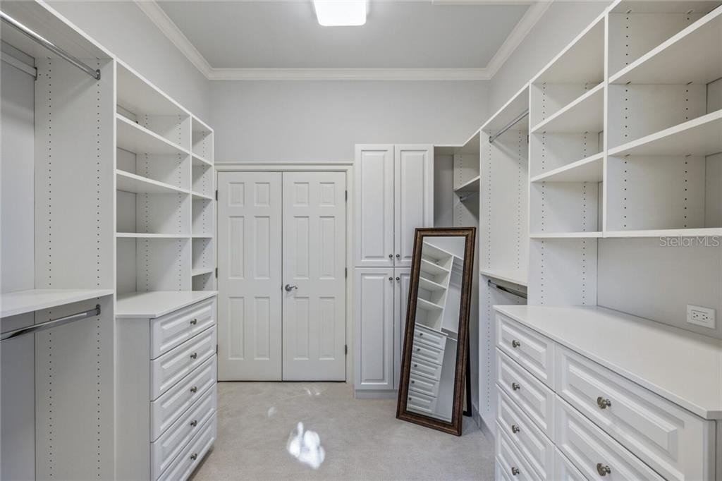 Master closet - Single Family Home for sale at 1756 Jose Gaspar Dr, Boca Grande, FL 33921 - MLS Number is D6114907