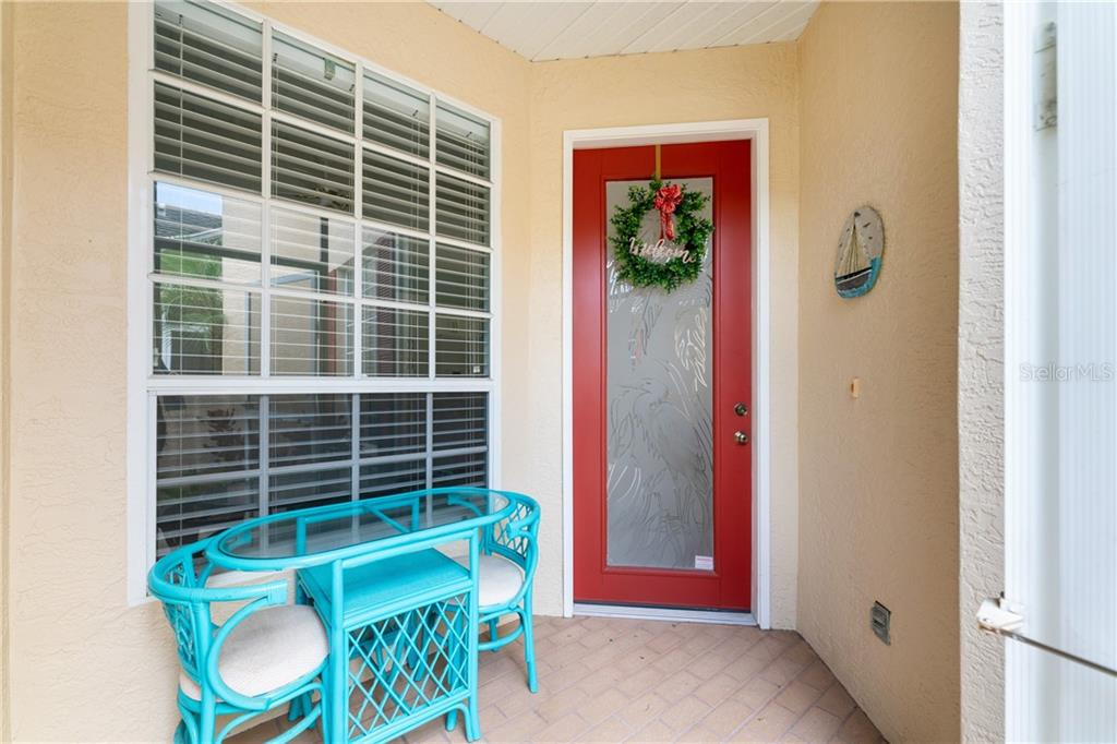 Screened Entry - Villa for sale at 849 Tartan Dr #10, Venice, FL 34293 - MLS Number is D6115682