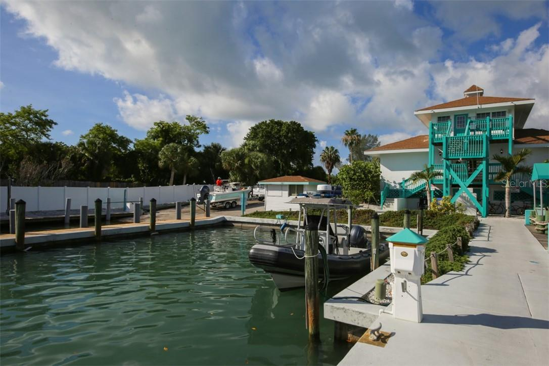 Single Family Home for sale at 5820 Gasparilla Rd #Slip 30, Boca Grande, FL 33921 - MLS Number is D6116430