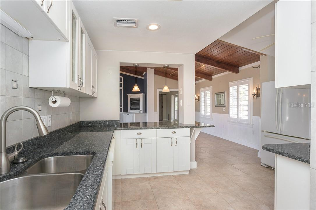 Open concept so you never miss out on the activities in the Great Room - Single Family Home for sale at 1661 New Point Comfort Rd, Englewood, FL 34223 - MLS Number is D6117712