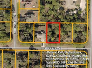 Giffen Ave, North Port, FL 34291