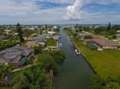 View down canal - Vacant Land for sale at 0 Michigan Ave, Englewood, FL 34224 - MLS Number is D5912495