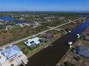 Back Aerial View - Single Family Home for sale at 15794 Viscount Cir, Port Charlotte, FL 33981 - MLS Number is D5916496