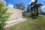 Concrete Patio area - Single Family Home for sale at 317 Indian River Ln, Englewood, FL 34223 - MLS Number is D5919375