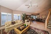 Living Room & Dining Room - Condo for sale at 11000 Placida Rd #2804, Placida, FL 33946 - MLS Number is D5920736