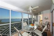 Lanai overlooking Intracoastal - Condo for sale at 11000 Placida Rd #309, Placida, FL 33946 - MLS Number is D5921681