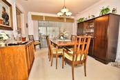 Formal Dining room - Single Family Home for sale at 9 Pine Ridge Way, Englewood, FL 34223 - MLS Number is D5921839
