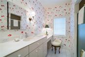 Her master bath - Single Family Home for sale at 801 Palm Ave, Boca Grande, FL 33921 - MLS Number is D5922399