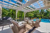 Outdoor patio - Single Family Home for sale at 450 Tarpon Ave, Boca Grande, FL 33921 - MLS Number is D6103652