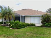 BACK VIEW - Single Family Home for sale at 7036 S Lake Dr, Englewood, FL 34224 - MLS Number is D6107032