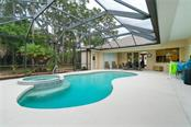 Private pool and linai area! - Single Family Home for sale at 439 Boundary Blvd, Rotonda West, FL 33947 - MLS Number is D6114162