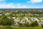 Aerial view 4 - Single Family Home for sale at 439 Boundary Blvd, Rotonda West, FL 33947 - MLS Number is D6114162