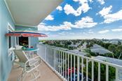View to the East - Condo for sale at 2225 N Beach Rd #401, Englewood, FL 34223 - MLS Number is D6114646
