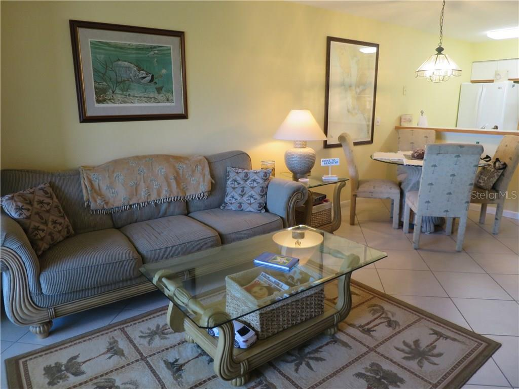 Beautifully Furnished and Comfy Too! - Condo for sale at 9400 Little Gasparilla Is #c2, Placida, FL 33946 - MLS Number is T2837744