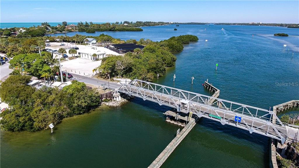 Blackburn Point Road access bridge to Casey Key - Single Family Home for sale at 140 N Casey Key Rd, Osprey, FL 34229 - MLS Number is T3228618