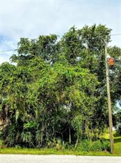 Front of lot abutting Como St. - Vacant Land for sale at 2298 Como St, Port Charlotte, FL 33948 - MLS Number is U8017900